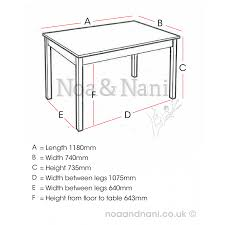 Dining Table 4 Chairs And Bench Annika Dining Table With 4 Chairs U0026 Bench Noa U0026 Nani