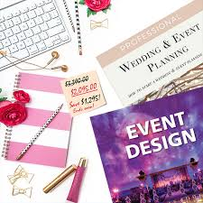 certified wedding planner bailey signature wedding event design course and lwpi