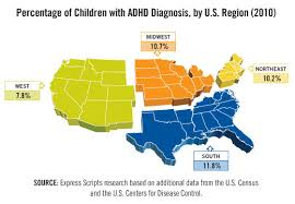 how geography drives adhd diagnosis express scripts