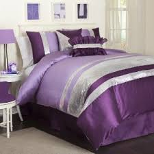 zspmed of purple bedding set unique with additional home design