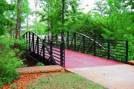 free images landscape fence bridge walkway scenic park