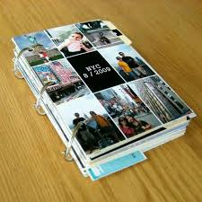 our adventure book a k a our memories book filled with