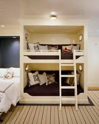 Adorable Bunk Room Ideas Bunk Bed - Space saving bedroom design