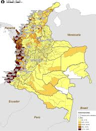 Colombian Map Colombia Maps