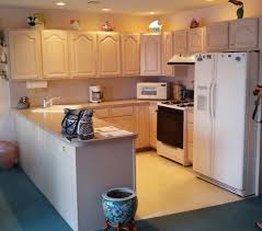 pickled oak kitchen cabinets need help with wall color in beach house have pickled oak cabinets