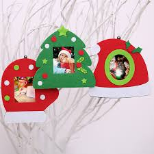 non woven fabric tree glove hat photo frame picture