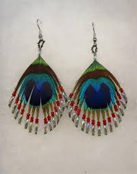 how to make feather earrings with feather and bead earrings feather and leather