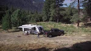 lance camper truck campers travel trailers and toy haulers