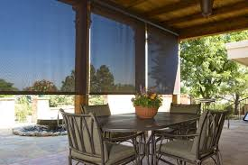 patio shades u0026 patio awnings innovative openings