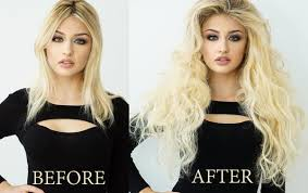 extensions on very very short hair how to put hair extensions in short hair secrets here elstile