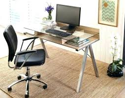 office desk with adjustable keyboard tray office chair with keyboard tray medium size of double wide desk