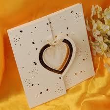 Wedding Card Invitation Design Invitations Wedding Cards Rectangle Potrait Ivory Black Beautiful