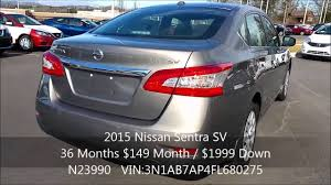 nissan altima lease deals nj february lease special 15 sentra sv n23990 youtube