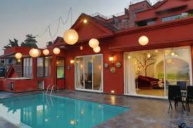 villa in mumbai bohemian villa in goregaon east is a holiday getaway i lbb mumbai