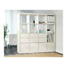 Ikea Shelves Cube by Ikea Kallax Bookcase In White Library Desired Decor Pinterest