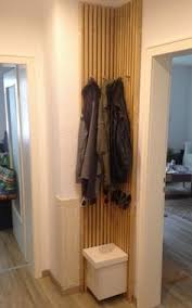 Ikea Mandal Headboard Great Way To Create Coat Rack For Entrance Into Home Adding The