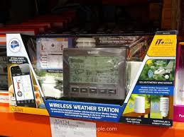 lacrosse wireless weather station