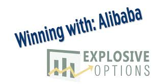 alibaba case study options trading stock chart analysis explosive options