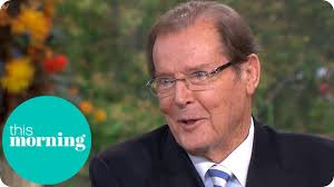 Roger Moore by Sir Roger Moore On Bond The Saint And Friendship With Frank