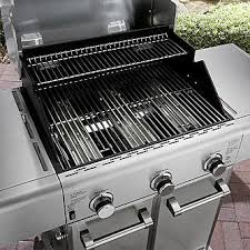 Spider Burners by Kenmore Elite 3 Burner Stainless Steel Gas Grill