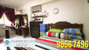 blk 718 jurong west street 71 4 room flat hdb for sale by hdb
