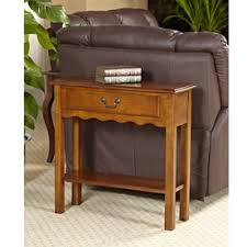 Oak Sofa Table Shop Console Tables At Lowes Com