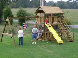 diy playhouse swing set plans plans free playhouse pinterest