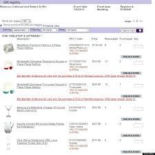 bed bath wedding registry list bed bath beyond bridal registry renaniatrust