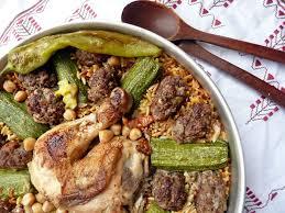 recette de cuisine alg ienne traditionnelle tlitli plat traditionnel algériens