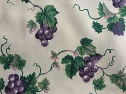 King Home Decor Stanley King Grapevine Home Decor Winery Fabric Polished Cotton