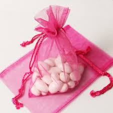 pink organza bags organza bags wholesale organza bags and favors by ruby blanc
