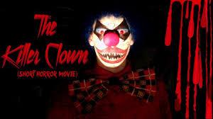 the killer clown short horror scary movie evil creepy halloween