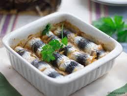 comment cuisiner des filets de sardines filets de sardines roulés le safran cannelle