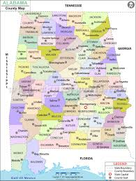 Counties In Utah Map by Alabama County Map Alabama Counties