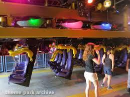 Fright Fest Six Flags Arlington Tx Batman The Ride At Six Flags Over Texas Theme Park Archive