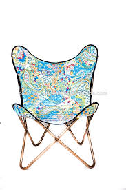 Butterfly Folding Chair Unique Kantha Butterfly Folding Chair Home Furniture Buy Chair