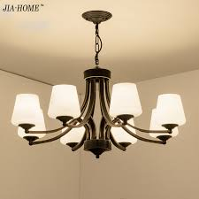 modren livingroom lamp 3 5 6 8 10 lamps dome light chandelier
