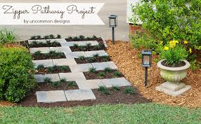 creating a paver stone