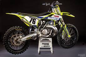 husqvarna motocross gear motocross action magazine we build a full race husqvarna tc250 two
