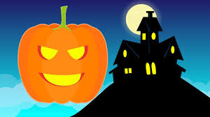 Old Halloween Poems Haunted House Halloween Songs For Children Youtube