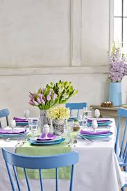 Easter Dinner Table Decorations easter table decorations for dinner house design ideas