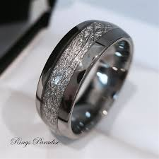 best mens wedding band metal best 25 tungsten wedding bands ideas on men wedding