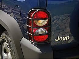 2004 jeep liberty tail light mopar oem jeep liberty molded tail l guards autotrucktoys com