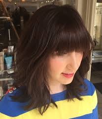 side and back views of shag hairstyle 40 most universal modern shag haircut solutions