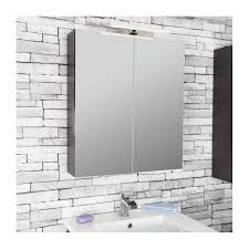 bathroom mirror cabinets with shaver sockets and lights plumbworld