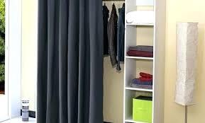 rideau placard chambre rideau de penderie grande armoire dressing armoiredresser charm