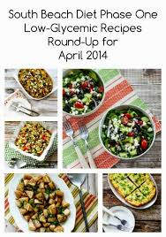 south beach diet phase one recipes round up for april 2014 low