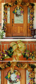 mardi gras door decorations party ideas by mardi gras outlet carnival season is here door