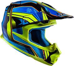 scott motocross helmet hjc fx cross piston mx helmet hjc blue yellow hjc lorenzo