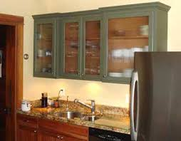 rustic glass kitchen cabinets vintage style kitchen glass door cabinet